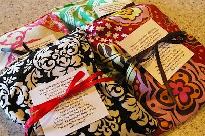 Gói quà tặng giáng sinh đẹp